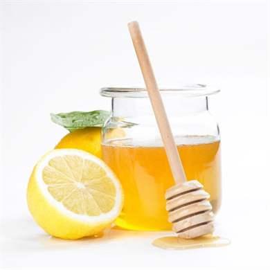 Осветляющая медово-лимонная маска для лица