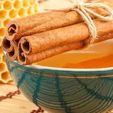 Маска с корицей и медом для лица