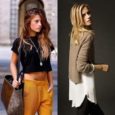 8f5b8d68 Одежда молодых отличается яркостью, а главное – заметностью. Она  характеризуется откровенным видом и эпатажем. Внутренний мир подростков  заставляет их ...