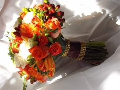 Свадебные букеты - выбираем цветы для букета невесты