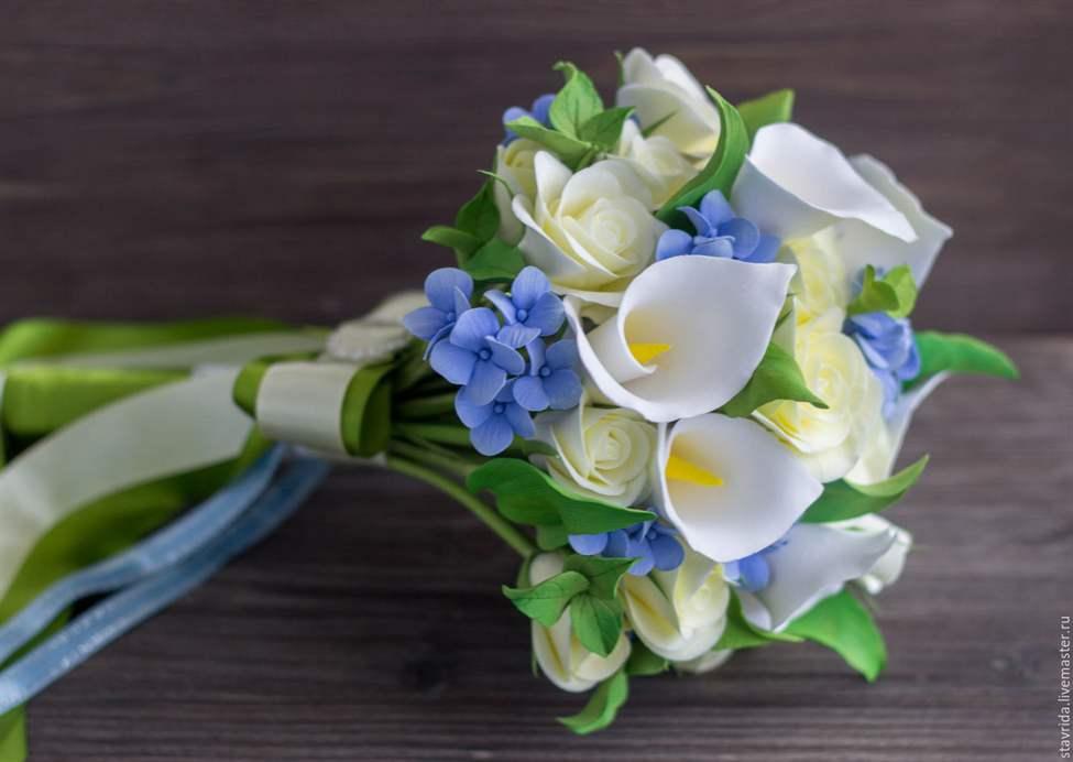 Цветы, цветы для свадебные букеты описание
