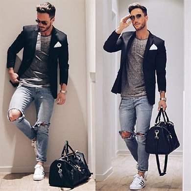 54f68123 Поэтому сразу же возникает вопрос: какую обувь носить с джинсами? В данной  статье мы подробно об этом расскажем.