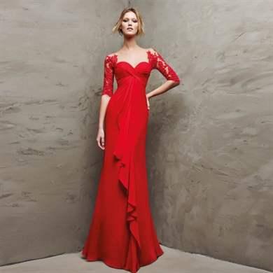 c669901b486 Стильные платья с длинным рукавом в пол  фото модных тенденций ...