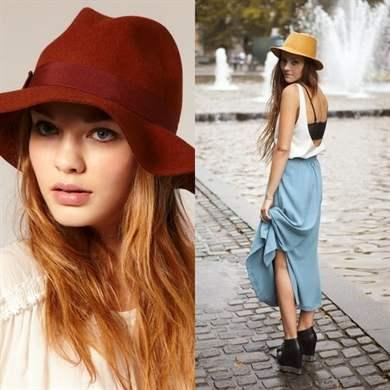 950caaaf019a Женские летние шляпы - украшение практически любого образа