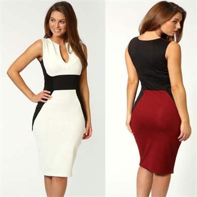 платье для худеющих