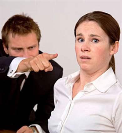 Как себя вести если начальник придирается